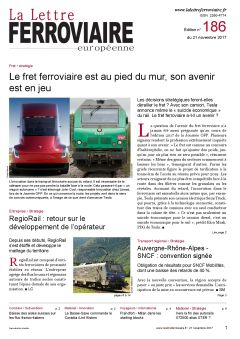 La Lettre ferroviaire n°186