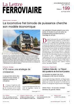 À lire dans La Lettre ferroviaire 199