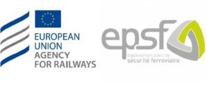 Photos : Agence de l'Union européenne pour les chemins de fer / Établissement public de sécurité ferroviaire