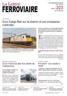 À lire dans La Lettre ferroviaire 223