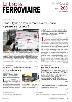 La Lettre ferroviaire n°268