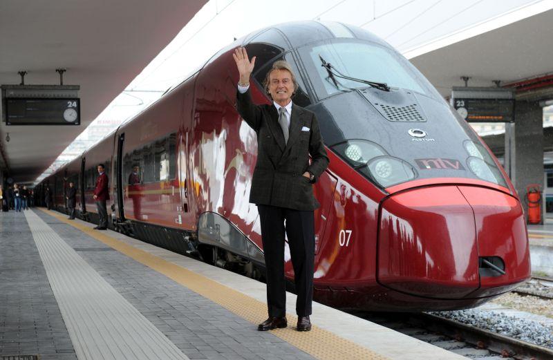 NTV/Alstom - Eric Vandeville