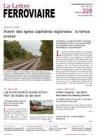 La Lettre ferroviaire n°228