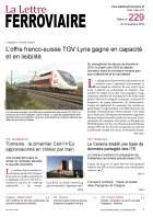 La Lettre ferroviaire n°229