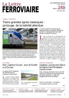 La Lettre ferroviaire n°259